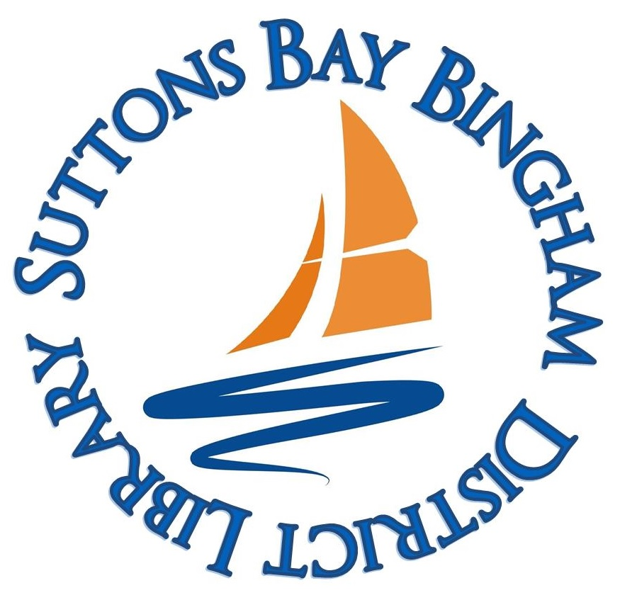 Suttons Bay Bingham District Library Mobile Logo
